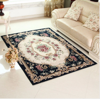 Newest European Style Burgundy Multifunction Rugs and Room Carpets