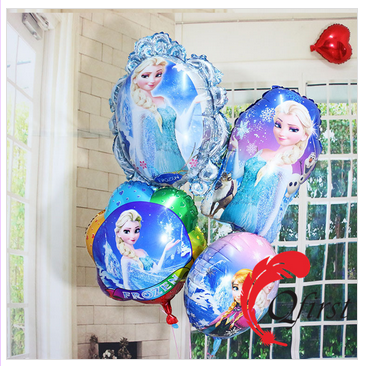 Happy Valentine's Day foil balloon/anniverary foil balloon/frozen foil balloons