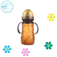 BPA free eco friendly silicone baby milk bottle