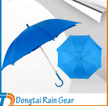 Custom Auto Open Straight Promotional Umbrella