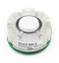 Intelligent toxic gas detection module