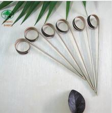bamboo small food sticks