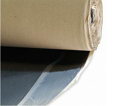 Non-Filler Base Self-Adhesive Polymer Modified Bituminous Waterproof Membrane (waterproof sheet material)