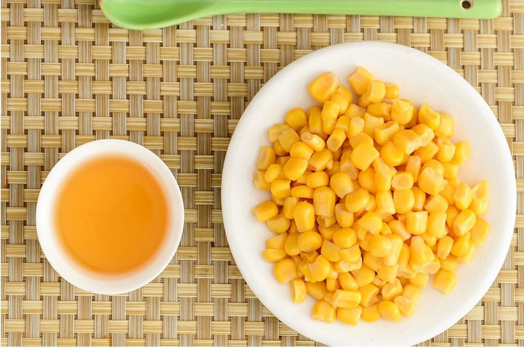 High Quality Canned Sweet Corn  In Brine