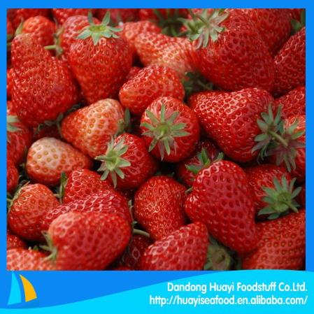 High quality fresh frozen strawberry