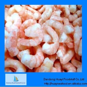 IQF frozen pud shrimp