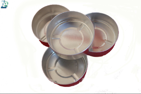 aluminium tealight cups