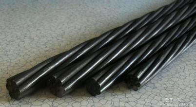 15.24mm PC Steel Strand for Bridge 270K