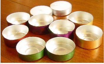 white Tealights,Pillar Candles,color tealights,spiral candles,paraffin wax