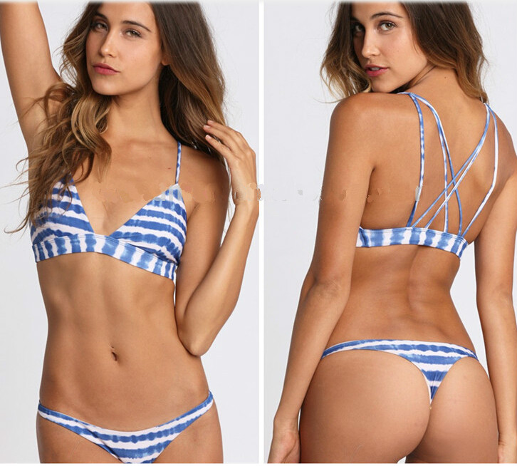 2015 New Wholesale Unique Girls Reversible Brazilian Bikini