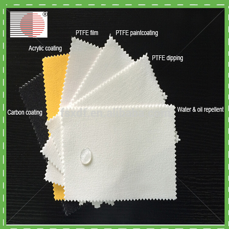 Polyester,PP,PE,Polyamid,Polyimid,PTFE,Nomex,Fiberglass filter cloth