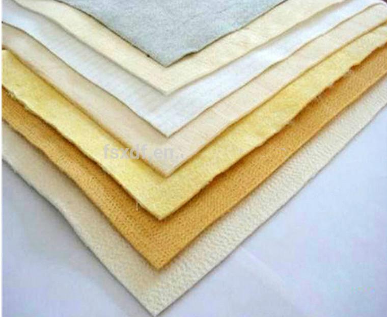 Air Filter Needle PunchedFil ter Cloth Bag Filter Socks