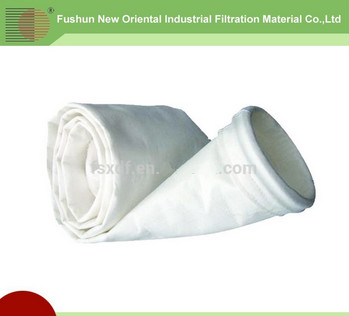 Direct factory supply strong anti-acid,anti-alkali hydrolysis stability polyester dust filter bag for pharmaceutical plant