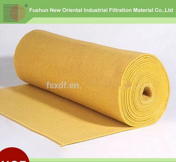 NOF P84(Polymide) filter felt/Filter cloth