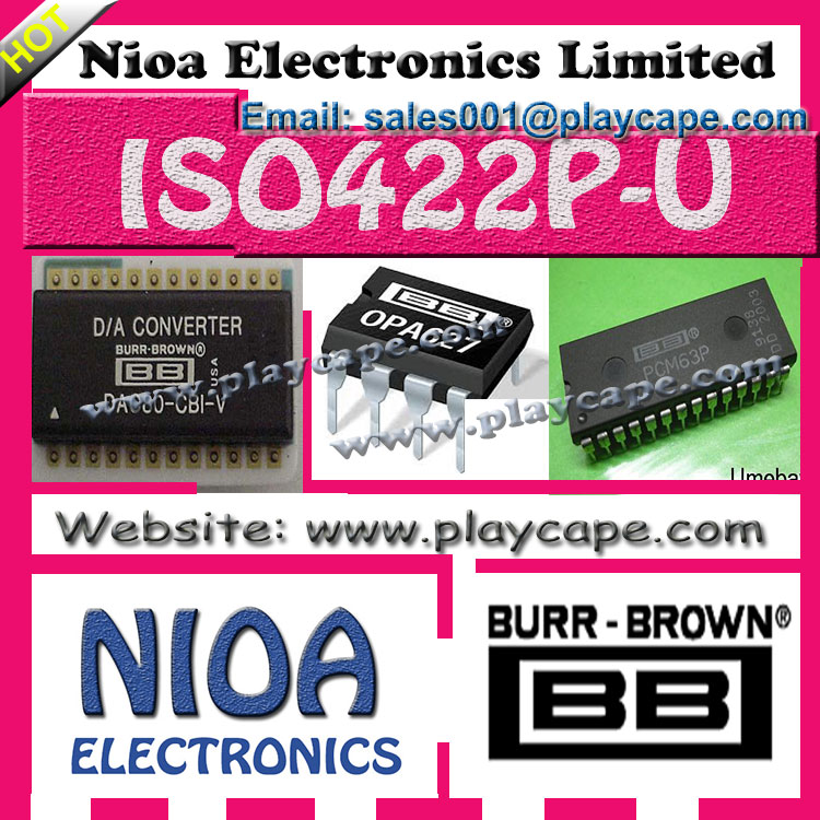 BURR-BROWN IC - ISO422P-U - IN STOCK
