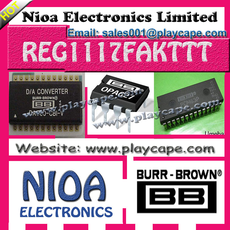 BURR-BROWN IC - REG1117FAKTTT - IN STOCK