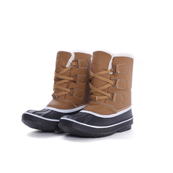 2015 Hot sales Pu snow boots