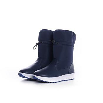 2015 fashion nylon taffeta snow boots
