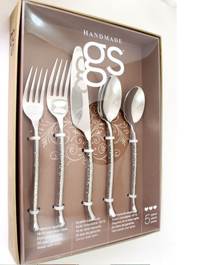 Royal 18/0 Mirror Polish Stainless Steel Hotel Cutlery