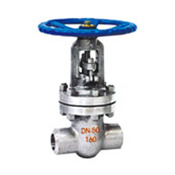 Carbon Steel Welded Gate valve Z61Y/H-16C
