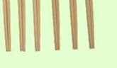 Rikyu bamboo chopsticks