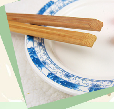 Carbonized bamboo chopsticks