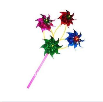 Mini Plastic Windmill