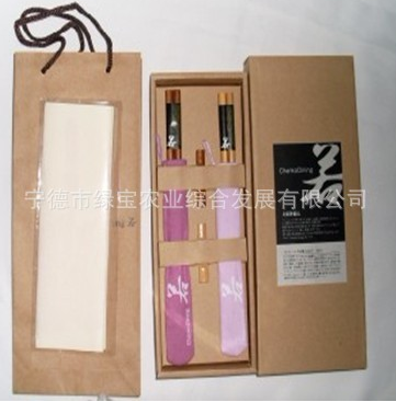 High quality creative Bamboo chopsticks suit