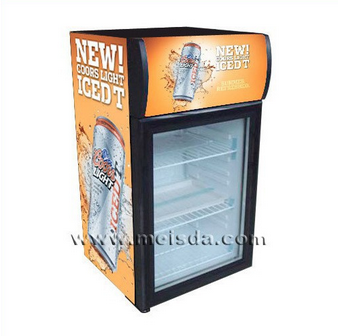 SC40B Drink Cooler Showcase, Display Cooler