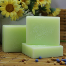 Manual oil cleansing peony soap