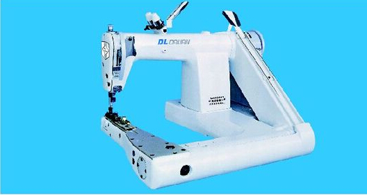 GK430 SERIES HIGH-SPEED FEED-OFF-THE-ARM DOUBLE CHAINSTITCH MACHINE