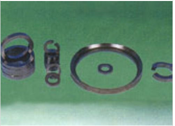 graphite packing sealing for valves