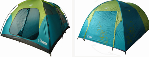 camping tent for 4 person