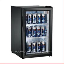 68L Mini Bar Refrigerator, Can Cooler