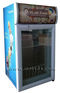 Display Freezer, Deep Freezer