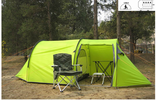 new style camping tent