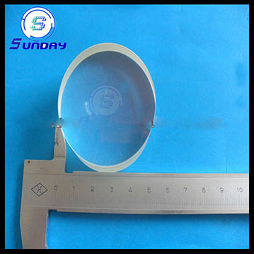 Optical glass bi convex lenses,AR coated,high surface quality