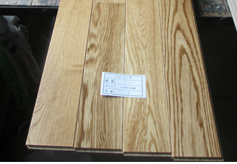 oak solid wooden flooring
