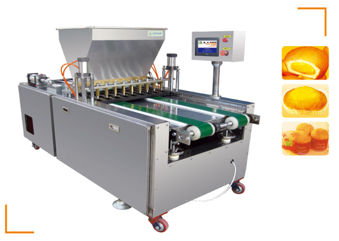 HYDDJ-600 Type Single row Cake Machine