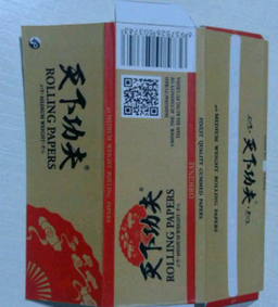 new design rolling paper,69*36mm ticket paper