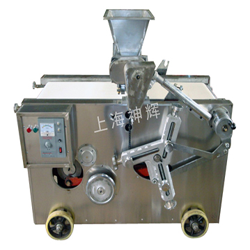 wire cut and deposit cookie machine