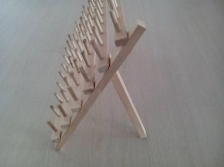 birchwood thread rack