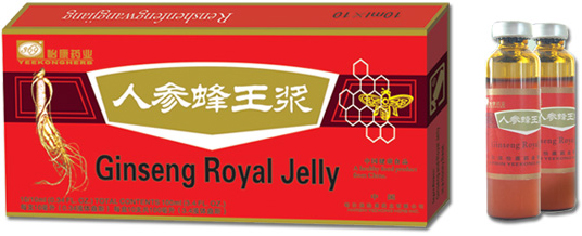 Ginseng Royal Jelly ( European Union Criterion)