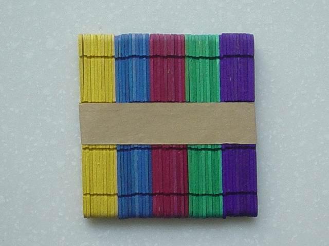 birchwood color stick craft sticks
