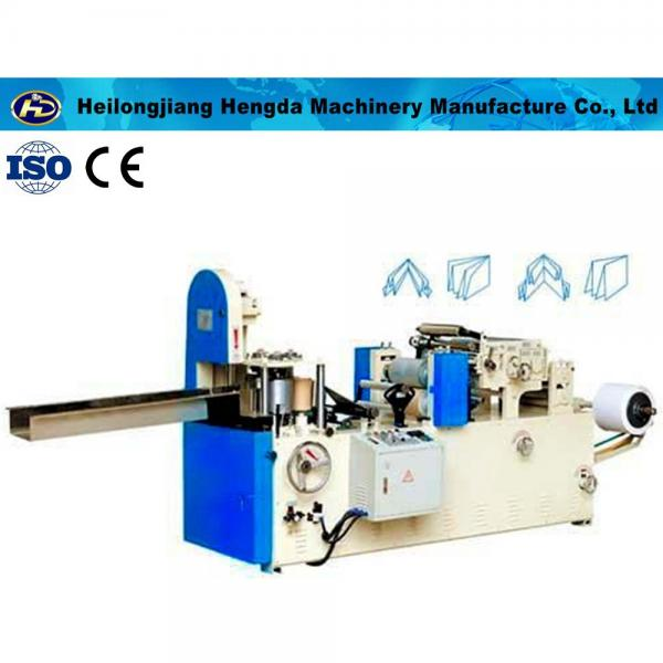 Single color napkin paper making machine HFJ-2