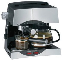 3 in 1 Espresso/ Cappuccino Coffee Machine