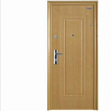 Security door with High security lock system