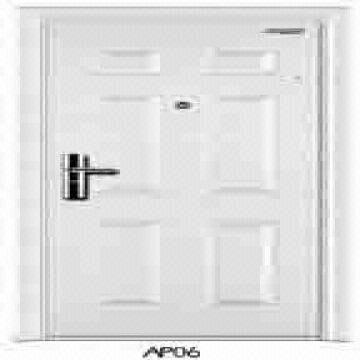 PVC-laminated Steel Door