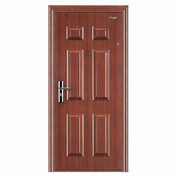 CE Proved Steel Entrance Door