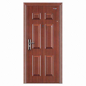 CE Proved Steel Entrance Door